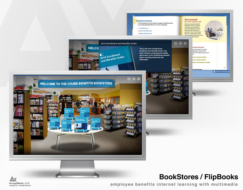 Interactive Flip Books or eMagazines